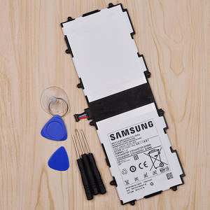Guker Tablet Battery for Galaxy N8010 P7510 SP3676B1A P5113 S2