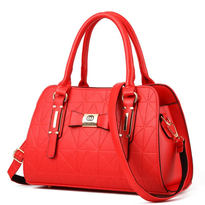 Handbag Messenger-Bag Large-Capacity Micky Ken Designer High-Quality Women Ladies Luxury Brand