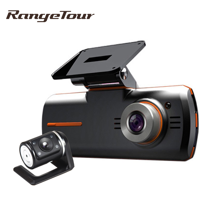 Dual Lens Mini Auto Car DVR Camera A1 Video Recorder Full HD 1080P 2 7 LCD