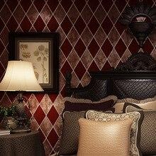 цена на Black modern 3d wallpaper design velvet wallcovering background wall wallpaper for living room bedroom wallpaper office WP101