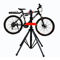 Aluminum Bike Repair Stand Kickstand Wings Kickstand Bicycle Mountain Bicycle Rack Bike Repair Tool Accessories Parking