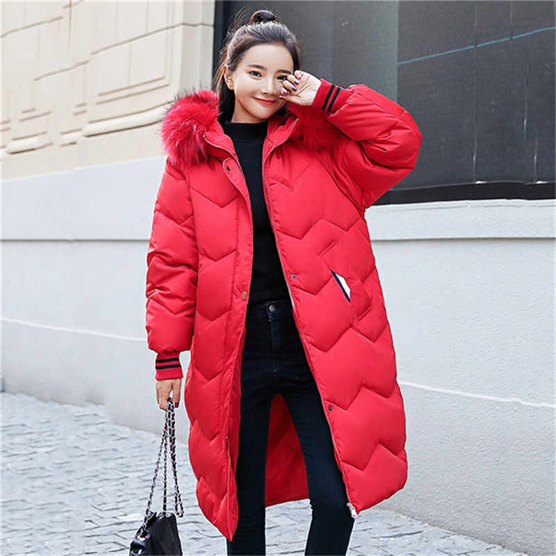 jacket Women's jacket women's discount link down coat outerwear overcoat hooded coat