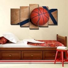 Basketball Sports Canvas Wall Art For Boys Bedroom Decor Kids Room Vintage Sports Art baskeball Poster Decor Drop shipping sports art art e875