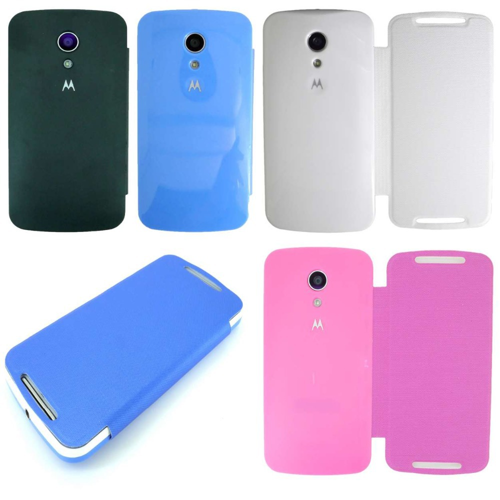 huge selection of a413f 45c9f US $6.0 |For Motorola New Moto G FLIP SHELL COVER Battery Housing Case  Shell For G2 Gen cover XT1063 XT1069 4G on Aliexpress.com | Alibaba Group
