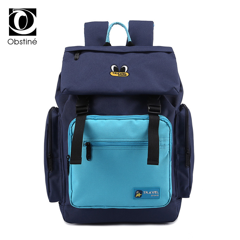 где купить Female Backpack for School Girls Backpacks for Laptop 15.6 Inch Book Bag Drawstring Bagpack Women Back Pack Oxford Waterproof дешево