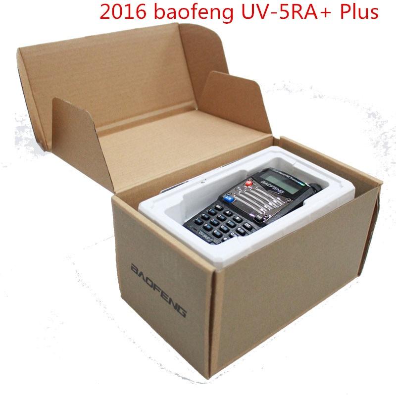 2016 BaoFeng UV 5RA Plus font b Walkie b font font b Talkie b font 136