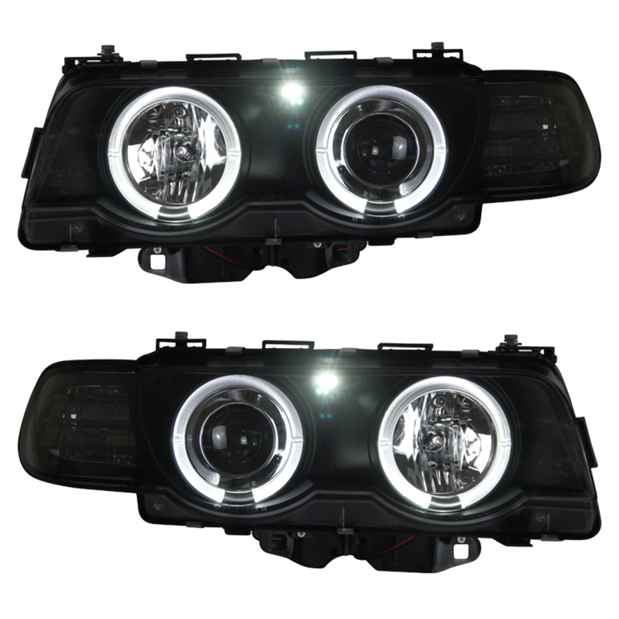 for BMW 7-Series E38 Headlight 1998-2002 HID Type (2)+