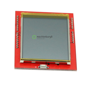 Image 3 - 2.4 polegada tft lcd tela de toque escudo para arduino uno r3 mega2560 módulo lcd 18 bit 262000 diferentes tons placa exibição