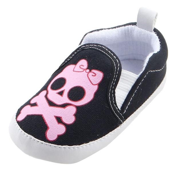 Детские Модные парусиновые кроссовки унисекс для мальчиков и девочек; ботинки с принтом из мультфильма; повседневная обувь для малышей; слипоны