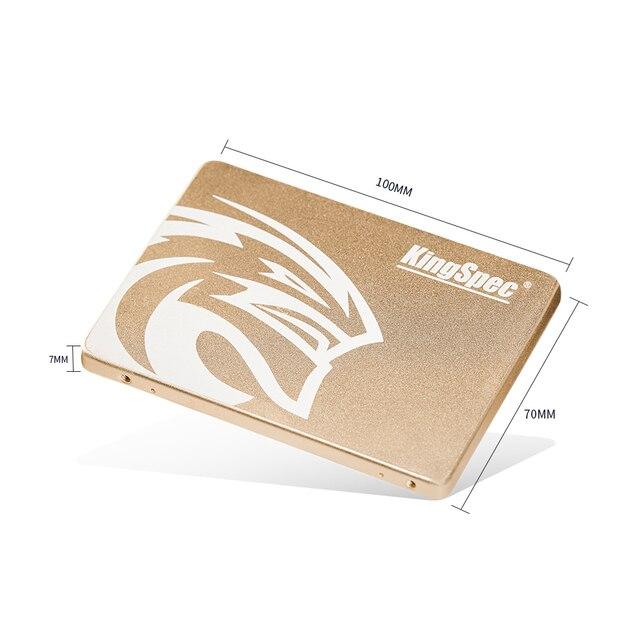 KingSpec SATA III SSD 480GB SSD 500GB HDD 960GB 1TB 2.5 Hard Diskสำหรับคอมพิวเตอร์ภายในsolid State Driveสำหรับแล็ปท็อปPC