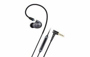 Image 4 - FiiO funda de Metal knozles F9Pro, auriculares HIFI híbridos con Triple controlador, 3,5mm/2,5 m, con micrófono y mando a distancia para teléfono móvil MP3