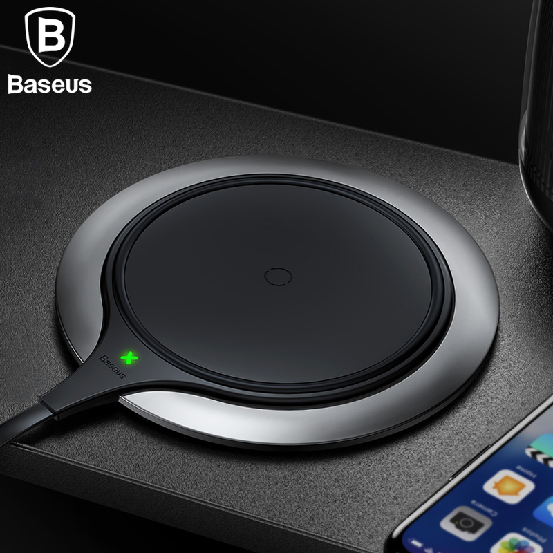 Baseus 10W Qi Wireless Charger For iPhon