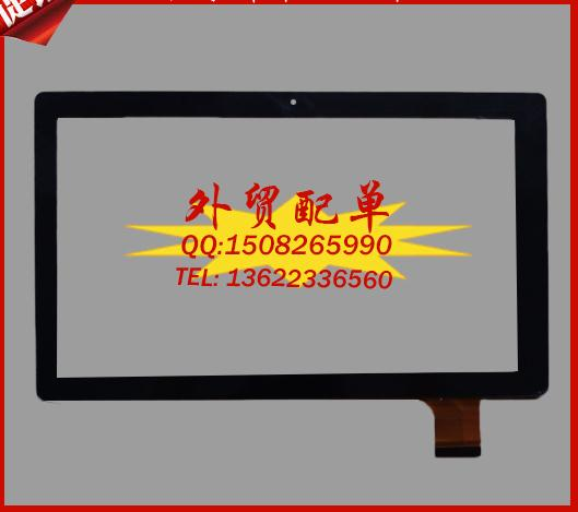 10.1 New Touch Screen For Polaroid Platinium 10.1 MID4810 Tablet Touch panel Digitizer Glass Sensor replacement Free Shipping new touch screen digitizer for 7 mystery mid 703g mid703g mid 713g tablet touch panel glass sensor replacement free shipping