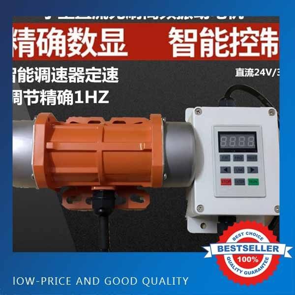 24 V 60 W Mini DC moteurs contrôle de vitesse DC moteur sans brosse Vibration