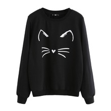 Autumn Winter Sweatshirt Women Hoodies