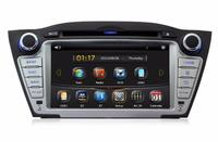 7 Car DVD player with GPS(opt),audio Radio stereo,USB,BT/TV,car multimedia headunit for HYUNDAI TUCSON IX35 2009 2010 2011 2012