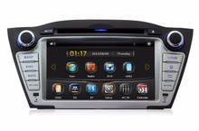 7 «dvd-плеер с gps (opt), аудио стерео радио, USB, BT/ТВ, штатную головного устройства для HYUNDAI TUCSON IX35 2009 2010 2011 2012