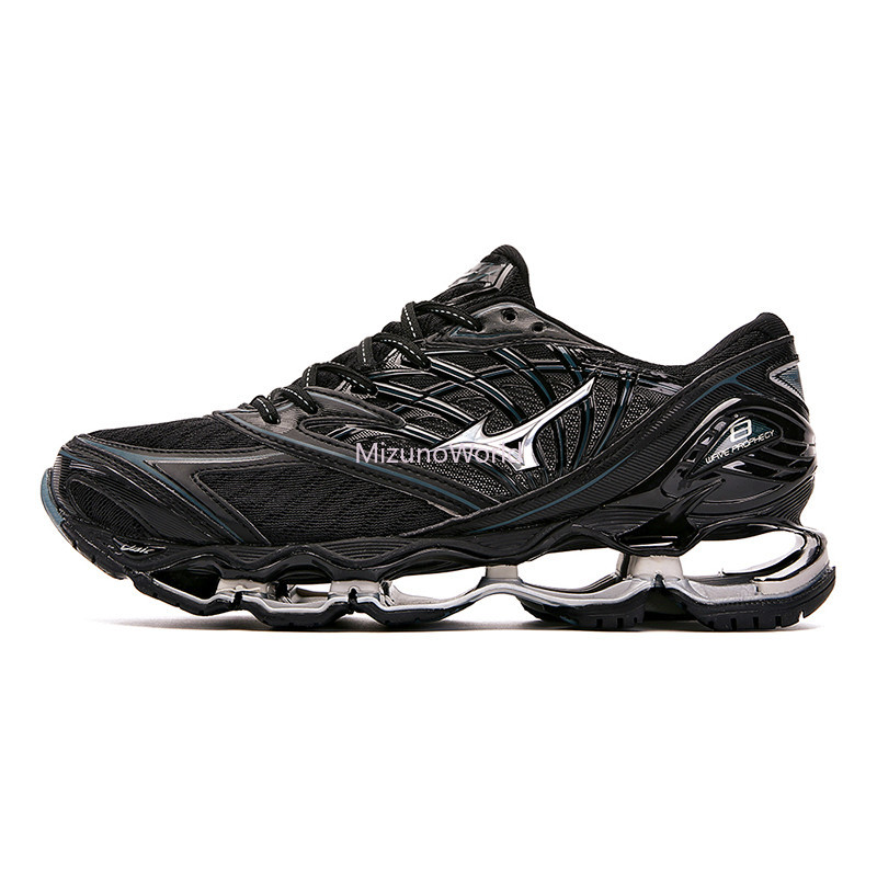 Mizuno Wave Prophecy 8 Professional Men Shoes Hot Sale Outdoor Sports Running Shoes For Men Weightlifting Shoes Size 40-45Mizuno Wave Prophecy 8 Professional Men Shoes Hot Sale Outdoor Sports Running Shoes For Men Weightlifting Shoes Size 40-45