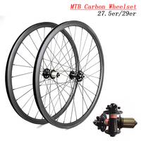 Mtb Wheels 29er/27.5er (650B) Novatec 791/792 Carbon Mtb Wheels 29 / 27.5 Xc Race Carbon Mtb Wheelset 29er Carbon Rim Disc Brake