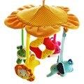 SHILOH Musical Mobile Baby Crib Rotating Music Box Plush Doll 60 Songs Multifunctional Animals Sun Flower High Class