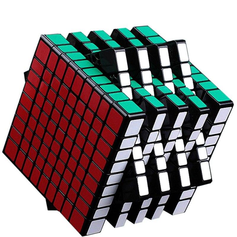 9x9x9 CUBE 9X9 Puzzle Cube Professionnel PVC et Mat Autocollants Cubo Magico Speed Puzzle classique Jouets Apprentissage et L'éducation Jouet