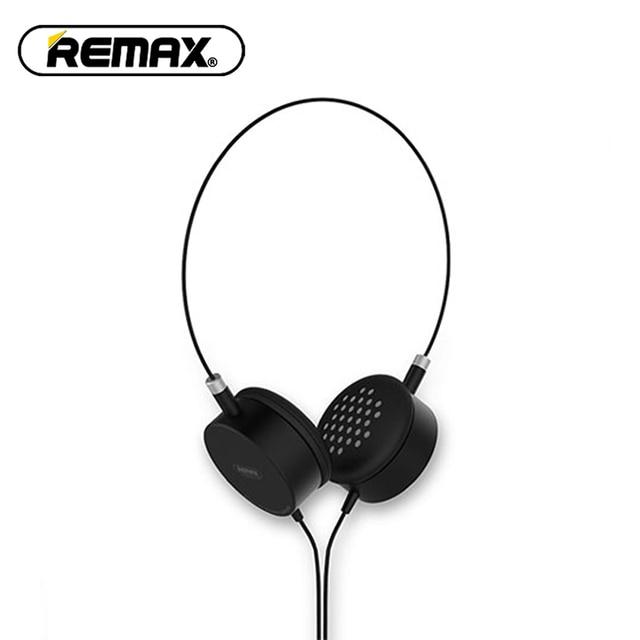 REMAX RM 910 wired headphone Portable HIFI 4F headset Audio Stylish ...