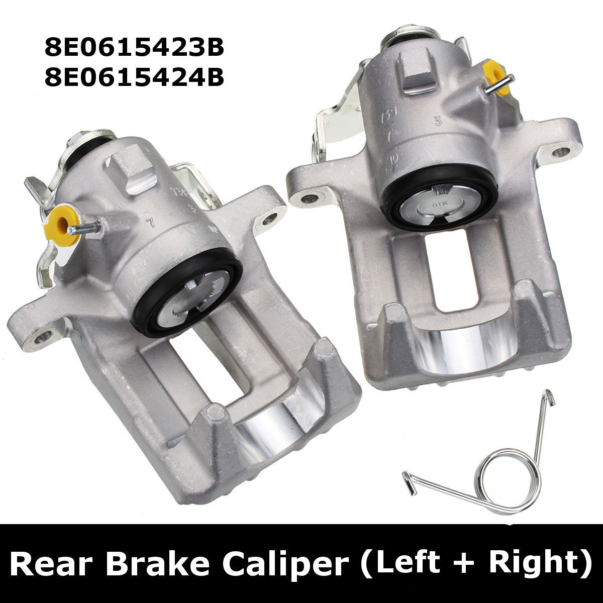 Rear Left+Right Brake Caliper 8E0615423B 8E0615424B For VW Passat 3B5 For Audi A4 A6 engine fuel injector nozzle for 01 06 vw audi a4 a6 passat 0280156070