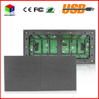 The Freight Cost Of 15X53 Inch High Brightness Programmable Scrolling LED Display P10RGB 7 Color Outdoor