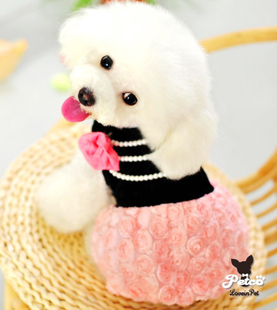 Cheap Princess Style Pet Clothes pets and dogs clothing,Cute Dog ...