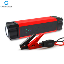 2016 New High Capacity Car Jump Starter Mini Portable Emergency Battery Charger for Petrol Diesel Car 1000A Peak Current + SOS