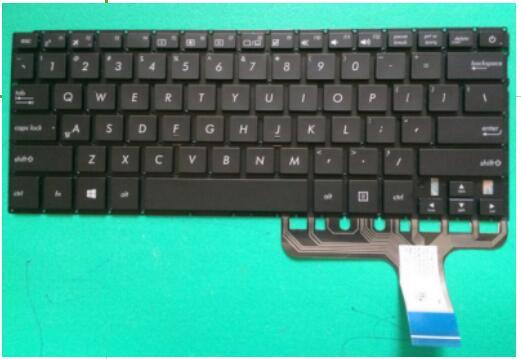 NEW For Asus UX305 UX305C UX305CA UX305F UX305FA Latin Spanish Keyboard White