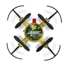 Novo design Bonito bolso Mini drone rc RTF 2.4 GHz H30 4CH 6-axis Gyro Modo Headless Um Retorno Chave Com LED luzes