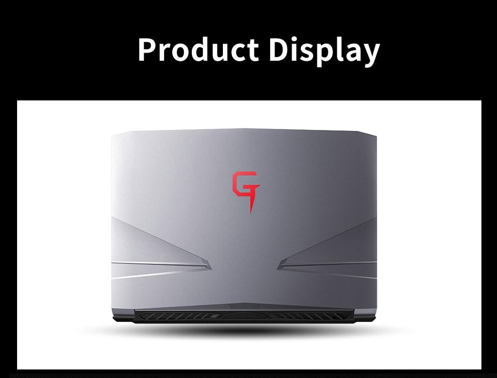 "Игровой ноутбук Bben G16X I7-8750HQ DDR4 Nvidia GTX1050TI 15,"" ноутбук Pro Windows 8 ГБ/16 ГБ/32 ГБ ram M.2 SSD"