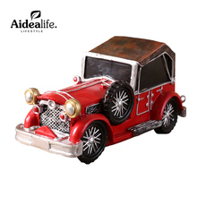 Car toy resin model sculpture new year wedding birthday party gift souvenir eleg