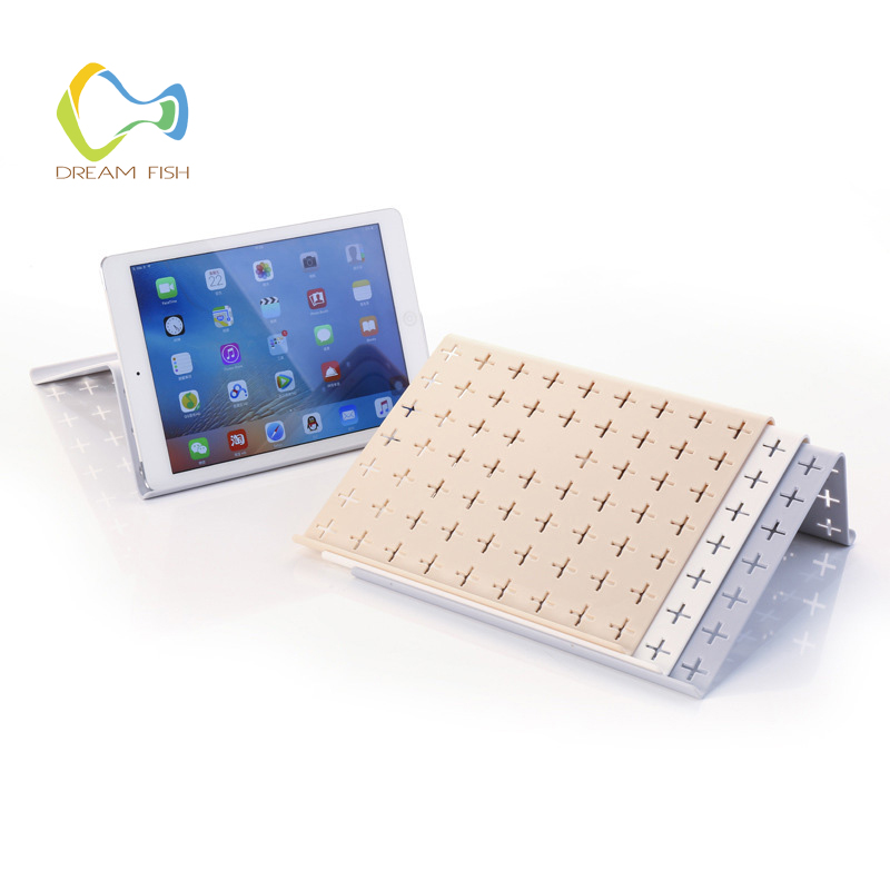 Tablet Laptop Stand Desktop Cooling Folding Shelf Phone Tablet for iPad Base Portable