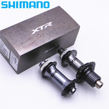 SHIMANO M9110 32 отверстия ступицы для горного байка спереди через 100*15 мм Boost 110 мм HB-M9110 FH-M9111 142 мм 148 мм XTR M9100 серии