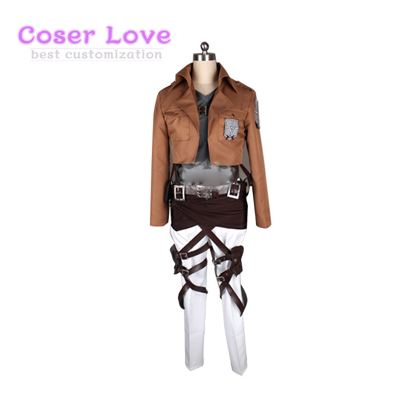 Us 102 6 5 Off Attack On Titan 3 Reiner Braun Armored Titan Ymir Cosplay Costume Halloween Christmas Costume In Anime Costumes From Novelty
