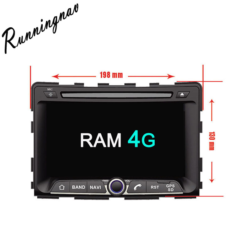 Android 8.0 Octa Core PX5/PX3 Fit SsangYong RODIUS Auto Lettore DVD di Navigazione GPS 3g Radio