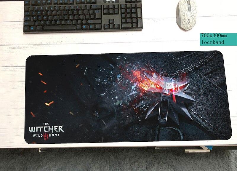 Große hexer maus pad 700x300x3mm pad maus notbook computer mousepad HD druck gaming padmouse gamer zu laptop maus matte