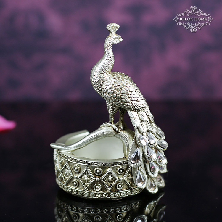 Peacock Ashtray, Home Decoration And Office Supplies,Modern European Home  Furnishings In Ashtrays From Home U0026 Garden On Aliexpress.com | Alibaba Group