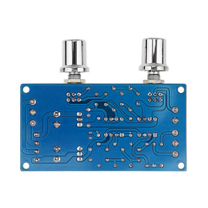 Image 5 - AIYIMA Amplifier Preamp Low Pass Filter Board Hifi Subwoofer Preamplifier Low Pass Filter Board With Bass Volume Adjustment