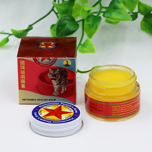 New Vietnam Tiger Balm Ointment For Cold Headache Stomachache Dizziness Heat Stroke Insect Stings Essential