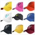 Drop shipping 2016 new Limited edition newest men and women Roger Federer RF Hybrid Hat / tennis racket hat cap tennis racquet