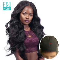 Full Hair 180% Density Body Wave 13x6 Deep Parting Peruvian Remy Hair Lace Front wigs Pre Plucked Hairline Natural Color