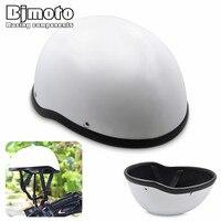Universal Motor Street Bike Open Helmet Head Safety Protector Half Helmet Open Face Half Motor Scooter