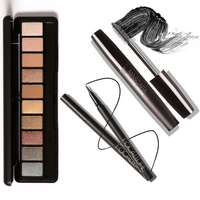 2017 New Arrival Focallure Makeup Set 1 Pc 10 Colors Eye Shadow 1 Pc Mascare 1