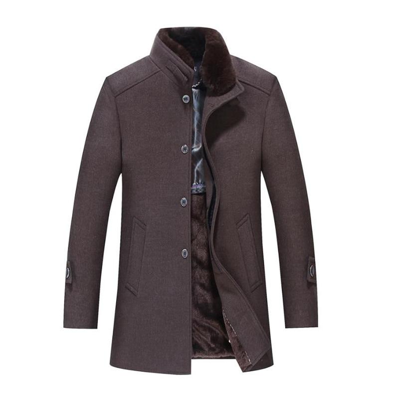 Herren Business Günstig rachan256Kaufen Neue Jacke Winter zqSVpMU