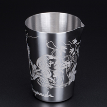530ml New Style Stainless Steel Mint Julep Moscow Mule Mug Beer Cup Coffee Water Glass Drinkware