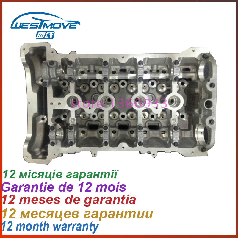 Cylinder Head For EP6C BMW / Mini Cooper / Peugeot 308 ENGINE : EP6C EP6CDT (THP150) EP6CDTX (THP175)    967836981A