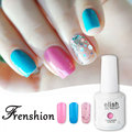 Frenshion Pink Bluesky Uv Gel Nail Polish Soak off Nail Gel Nail Vanish 15ml/5ml Spring Color Gel Lak Esmaltes Permanentes De Uv